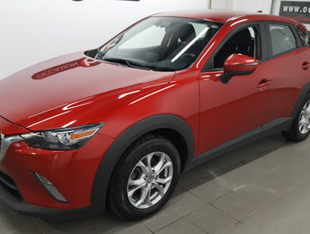 Mazda CX-3 2016 GS AWD, caméra recul, sièges chauffants