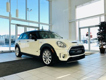 MINI Cooper S 2017 Clubman All4 {Cuir, Toit Panoramique, Mags}