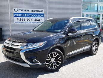 Mitsubishi Outlander 2016 GT CUIR TOIT OUVRANT S-AWC