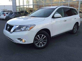 Nissan Pathfinder 2014 SV AWD CAMERA SIEGES ET VOLANT CHAUFFANTS