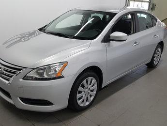 Nissan Sentra 2013 SV, A/C, régulateur, bluetooth