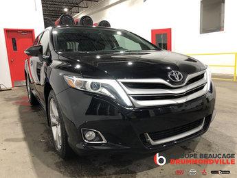 Toyota Venza 2015 LIMITED V6 AWD- NAVI- TOIT PANO-CUIR-DÉMARREUR