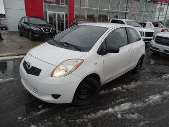 Toyota Yaris 2008 CE/AUTOMATIQUE/BAS MILAGE/