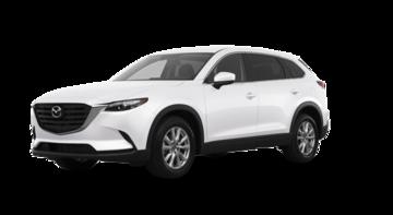 Mazda CX-9 GS 2016 Snowflake White Pearl
