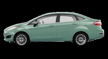 Ford Fiesta Berline