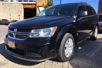 2014 Dodge Journey Canada Value Pkg,7 PASSENGER,ONE OWNER