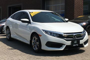 2017 Honda Civic Sedan LX CVT! **Bi-Weekly Payment $167.01**