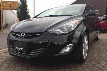 2013 Hyundai Elantra CARPROOF  VERIFIED