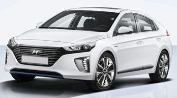 2017 Hyundai IONIQ HYBRID SE