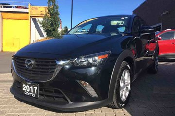 2017 Mazda CX-3 GS-SKY-ACTIVE,HEATED FRONT SEATS,BACK-UP CAMERA!!!
