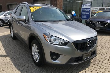 2013 Mazda CX-5 GS FWD **Bi-Weekly Payment $153.95**