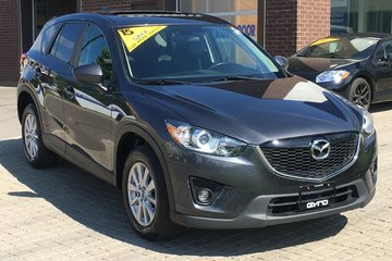 2015 Mazda CX-5 GS-SKY! **Bi-Weekly Payment $167.94**