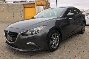 2014 Mazda Mazda3 GX-SKY!!! NO ACCIDENTS!!!