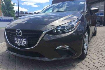 2015 Mazda Mazda3 GX, CARPROOF VERIFIED