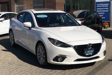 2016 Mazda Mazda3 CPO! GT-SKY **Bi-Weekly Payment $213.61**