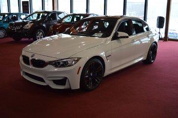 2015 BMW M3 MANUELLE NAVIGATION 3.0L TURBO 425HP