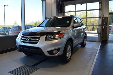 Hyundai Santa Fe GL, AWD, SIÈGE CHAUFFANT, BLUETOOTH 2012