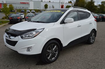 Hyundai Tucson GLS AWD CUIR TOIT PANORAMIQUE 2014