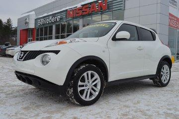 Nissan Juke SV FWD MANUELLE AIR CLIMATISÉ 2014