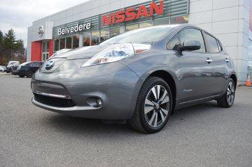 Nissan Leaf SL NAVIGATION RABAIS 4000$ APPLIQUÉ QUICK CHARGE 2015