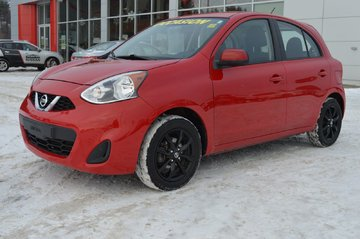 Nissan Micra SV AUTOMATIQUE GR. ELECT. CAMERA RECUL MAGS 2015