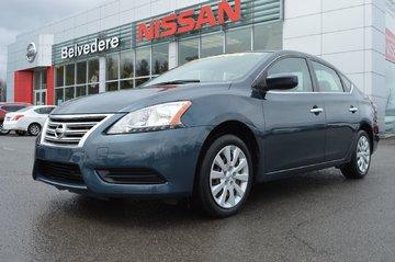 2013 Nissan Sentra S AUTOMATIQUE AIR CLIMATISé BLUETOOTH