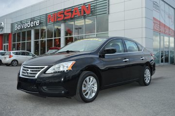 Nissan Sentra SV TOIT OUVRANT NAVIGATION AUTOMATIQUE 2014