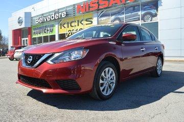 Nissan Sentra SV  A/C SIÈGES CHAUFFANTS BLUETOOTH 2016