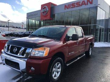 Nissan Titan TITAN  SV TOUT ÉQUIPÉ 2013