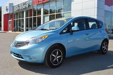 Nissan Versa Note SV AUTOMATIQUE CAMÉRA DE RECUL MAGS BLUETOOTH 2014