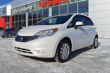 2014 Nissan Versa Note SV AUTOMATIQUE AIR CLIMATISÉ BLUETOOTH