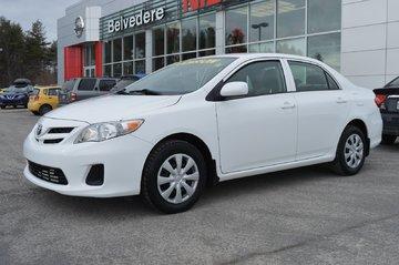 Toyota Corolla CE AUTOMATIQUE AIR CLIMATISÉE 2011