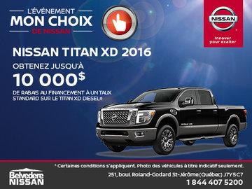 Titan XD 2016 en rabais!