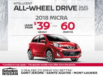 The 2018 Nissan Micra