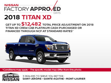 Save on the 2018 Titan XD Today!