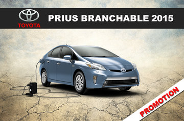 Prius hybride branchable 2015