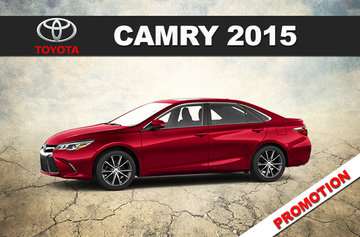 Camry LE 2015