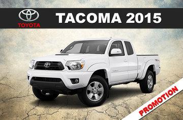 Tacoma 4X4 2015