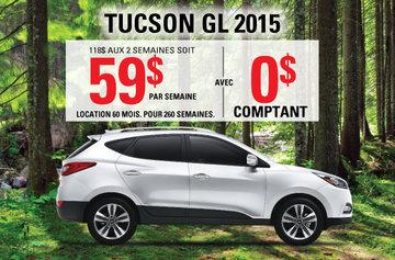Tuscon GL 2015