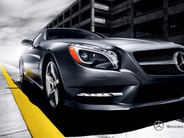 2015 Mercedes SL: the Ultimate Luxury Roadster
