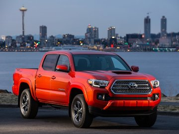 2016 Toyota Tacoma: All new, but just as rugged