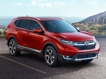 All you need to know about the 2017 Honda CR-V