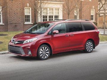 2018 Toyota Sienna: A family Favorite in Ottawa, Ontario