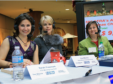 Kicking Off the Holiday Season with the ''Christmas Cheer Broadcast!''
