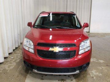 2012 Chevrolet Orlando LT 2.4L 4 CYL AUTOMATIC FWD - 7 PASSENGER