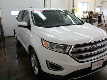 2016 Ford Edge SEL 2.0L 4 CYL ECOBOOST AUTOMATIC AWD