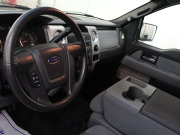 2012 Ford F-150 XLT 5.0L 8 CYL AUTOMATIC 4X4 SUPERCAB