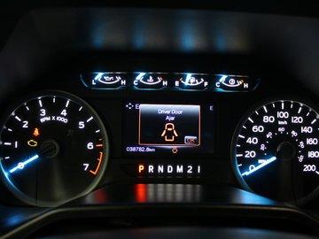 2015 Ford F-150 XLT 3.5L 6 CYL ECOBOOST AUTOMATIC 4X4 SUPERCREW