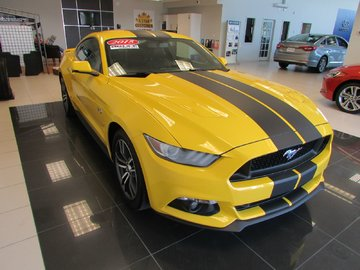 2015 Ford Mustang GT 5.0L 8 CYL AUTOMATIC RWD 2D COUPE