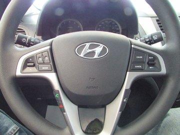 2017 Hyundai Accent SE 1.6L 4 CYL AUTOMATIC FWD 5D HATCHBACK